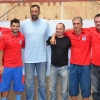 Vlade Divac With Red Stars_2013_12