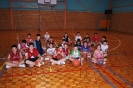 Red Stars Basketball Club training session in November 2009