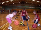 Red Stars training sessino in February 2009