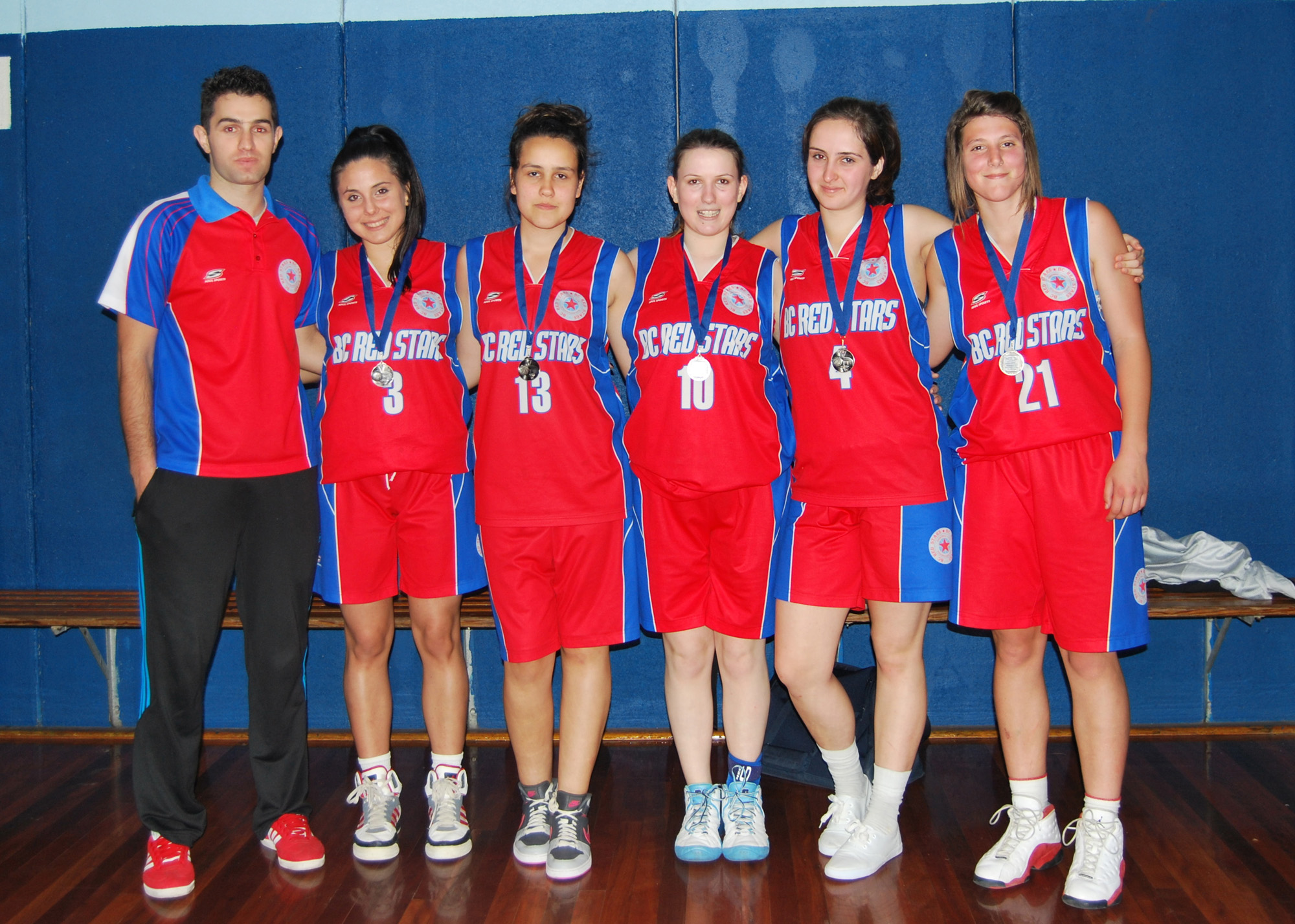 Red_Stars_Women_Team_1