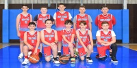 Red Stars Basketball Club Boys U/12 Div1 Runners up for Bankstown Summer 2019/2020