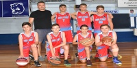 Red Stars Basketball Club Boys U/14 Div1 Runners up for Bankstown Summer 2019/2020