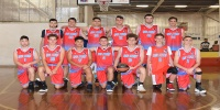 Red Stars Basketball Club Draza Mihailovic Cup 2018 Adelaide Boys u/18 Champions
