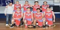 Red Stars Basketball Club Boys U/18 Div1 Champions for Bankstown Winter 2019