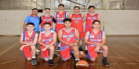 Red Stars Basketball Club Draza Mihailovic Cup 2018 Adelaide Boys u/16 Runners up
