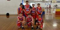 Red Stars Basketball Club Draza Mihailovic Cup 2018 Adelaide Boys U/14 Runners up