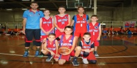 Red Stars Basketball Club Draza Mihailovic Cup 2018 Adelaide Mixed u/12 Runners up