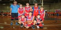 Red Stars Basketball Club Draza Mihailovic Cup 2018 Adelaide Mixed u/12 Runners up