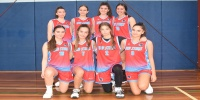 Red Stars Basketball Club Girls U/18 Div1 Champions for Bankstown Summer 2019/2020
