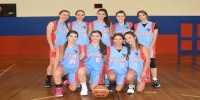 Red Stars Basketball Club Draza Mihailovic Cup 2018 Adelaide Girls u/18 Champions