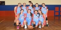 Red Stars Basketball Club Draza Mihailovic Cup 2018 Adelaide Girls u/18 Champions