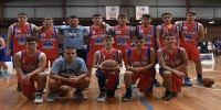 Red Stars Basketball Club Draza Mihailovic Cup 2016 Sydney Boys U/16 Runners up
