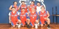 Red Stars Basketball Club Boys U/18 Div1 Champions for Bankstown Summer 2018/2019