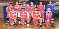Red Stars Basketball Club Boys U/20 Div1 Runners up for Bankstown Winter 2019