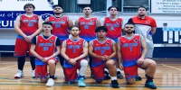 Red Stars Basketball Club Boys U/22 Div1 Runners up for Bankstown Summer 2020/2021