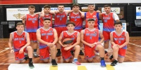 Red Stars Basketball Club Draza Mihailovic Cup 2019 Brisbane Boys u/16 Runners up