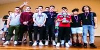Red Stars Basketball Club Draza Mihailovic Cup 2019 Brisbane Boys u/18 Champions