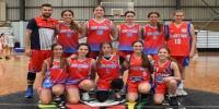 Red Stars Basketball Club Draza Mihailovic Cup 2019 Brisbane Girls u/16 Runners up