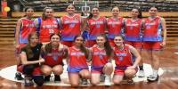 Red Stars Basketball Club Draza Mihailovic Cup 2019 Brisbane Girls u/18 Champions