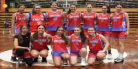 Red Stars Basketball Club Draza Mihailovic Cup 2019 Brisbane Women's Runners up