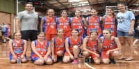 Red Stars Basketball Club Draza Mihailovic Cup 2016 Sydney Girls U/16 Champions
