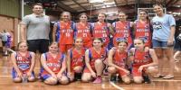 Red Stars Basketball Club Draza Mihailovic Cup 2016 Sydney Girls U/16 Champions