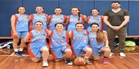 Red Stars Basketball Club Draza Mihailovic Cup 2016 Sydney Girls U/18 Champions
