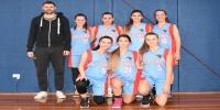 Red Stars Basketball Club Girls U/14 Div2 Runners up for Bankstown Winter 2018