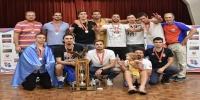 Red Stars Basketball Club Draza Mihailovic Cup 2016 Sydney Men's Div1 Champions