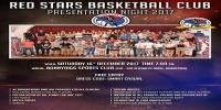 Red Stars Basketball Club Annual Trophy Presentation Night 2017