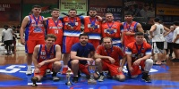 Red Stars Basketball Club Draza Mihailovic Cup 2017 Melbourne Men's Div2 Champions