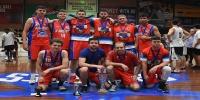 Red Stars Basketball Club Draza Mihailovic Cup 2017 Melbourne Men's Div2 Champions