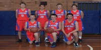 Red Stars Basketball Club Boys U/18 Champions for Bankstown Summer 2012/13