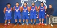 Red Stars Basketball Club Boys U/22 Div1 Runners Up for Bankstown Summer 2012/13