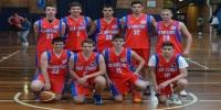 Red Stars Basketball Club Boys U/18 Div2 Champions for Bankstown Winter 2013