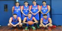 Red Stars Basketball Club Boys U/20 Div1 Champions for Bankstown Winter 2013