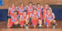 Red Stars Basketball Club Boys U/18 Div1 Runners up for Bankstown Summer 2016/2017