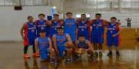 Red Stars Basketball Club Draza Mihailovic Cup 2014 Adelaide Boys Under 18 Runners Up