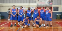Red Stars Basketball Club Draza Mihailovic Cup 2015 Brisbane Men's Div2 Champions