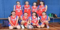 Red Stars Basketball Club Girls U/16 Div2 Runners Up for Bankstown Summer 2012/13