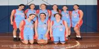 Red Stars Basketball Club Girls U/18 Div1 Champions for Bankstown Summer 2016/2017