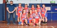 Red Stars Basketball Club Girls U/16 Div1 Runners up for Bankstown Summer 2016/2017