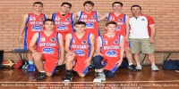 Red Stars Basketball Club Boys U/16 Div1 Champions for Bankstown Summer 2016/2017