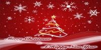 Happy New Year and Happy Christmas - Srećna Nova Godina i Srećan Božić