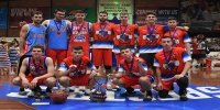 Red Stars Basketball Club Draza Mihailovic Cup 2017 Melbourne Boys u/18 Champions