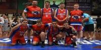 Basketball Club Draza Mihailovic Cup 2017 Melbourne Boys U/14 Runners up