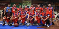 Red Stars Basketball Club Draza Mihailovic Cup 2017 Melbourne Boys u/16 Champions