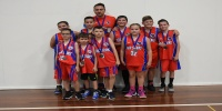 Red Stars Basketball Club Draza Mihailovic Cup 2017 Melbourne Mixed u/12 Champions
