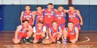 Red Stars Basketball Club Boys U/12 Div1 Champions for Bankstown Summer 2016/2017