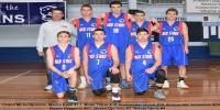 Red Stars Basketball Club Boys U/18 Div1 Champions for Bankstown Winter 2017